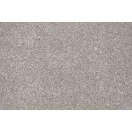 Vareprøve Teppeflis Floordream light grey 925. Myk luksus!