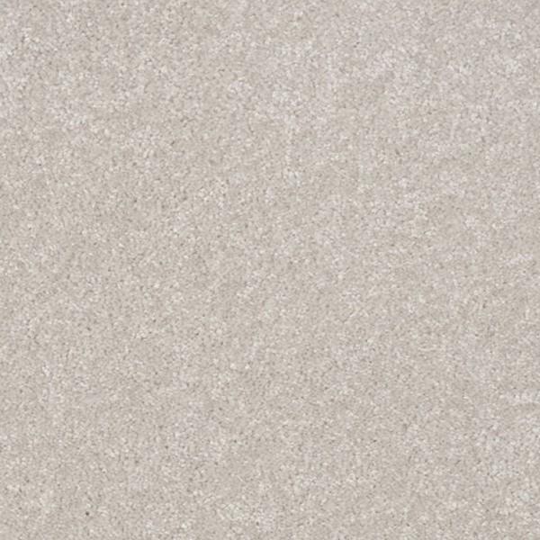 Vareprøve Teppeflis Floordream white 630. Myk luksus!