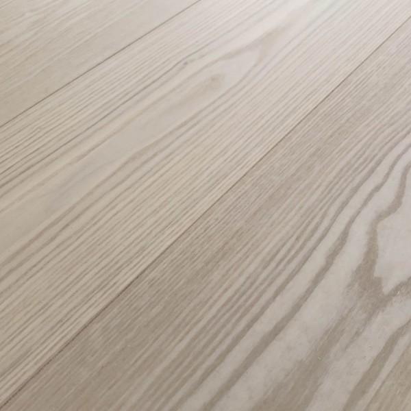 Parkett Ask mattlakkert